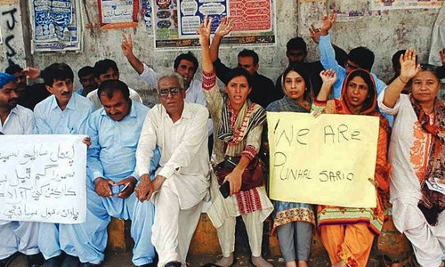 Sindh's missing activists