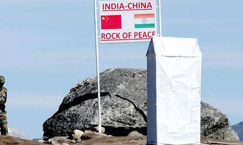 India-China border crisis slams into a wall