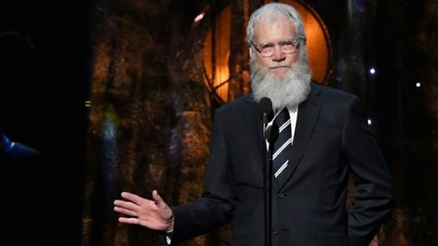 David Letterman is coming out of retirement to host Netflix TV series