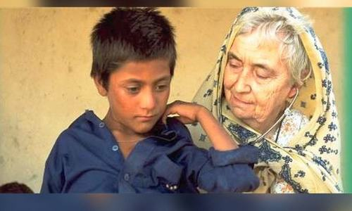 Dr Ruth Pfau, a candle of hope