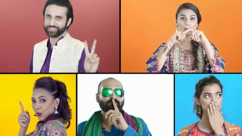 Strepsils Stereo brings A Capella to Pakistan for the first time