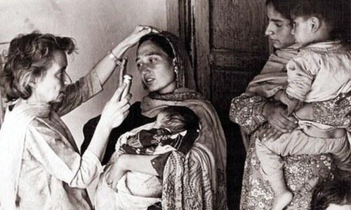 Dr Ruth Pfau: Light to Pakistan's lepers