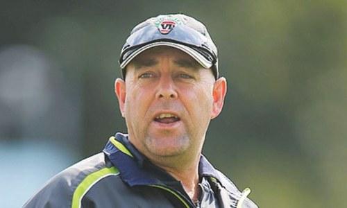 Pay-war break may benefit Aussies: Lehmann