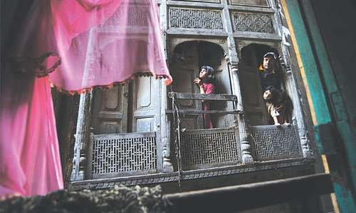 NON-FICTION: IN THE EMBRACE OF LAHORE