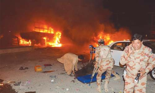 8 soldiers among 15 martyred in Quetta blast