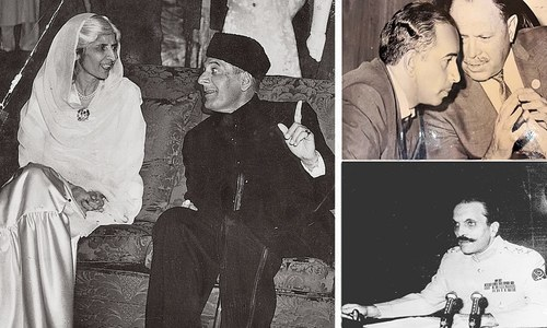 The Government: Jinnah versus the rest
