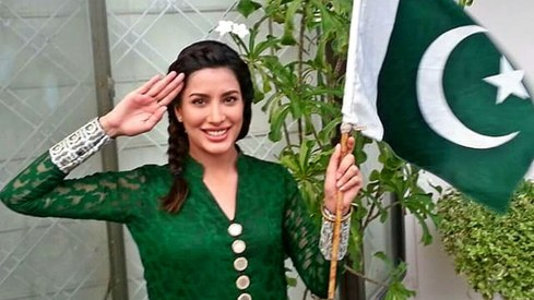 Stars send Independence Day wishes as Pakistan turns 70