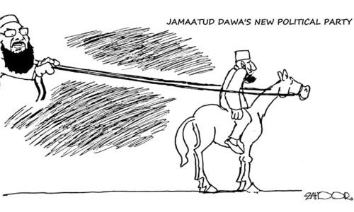کارٹون : 15 اگست 2017
