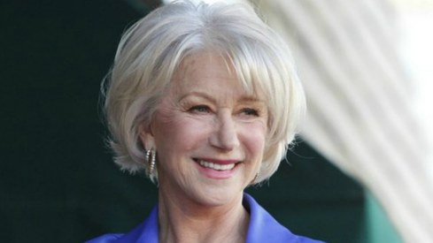There are a few old dinosaurs left and I think Trump is one of them: Helen Mirren