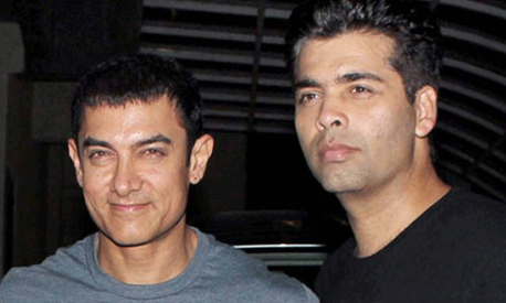 Aamir Khan is the most intelligent cinematic mind [in Bollywood], says Karan Johar