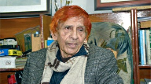 'Pride of Sialkot' painter Kanwar is no more
