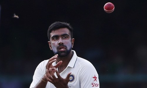 Ashwin joins Worcestershire