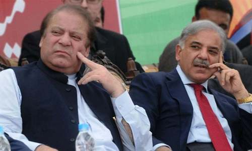 No one is in the position to judge Nawaz Sharif