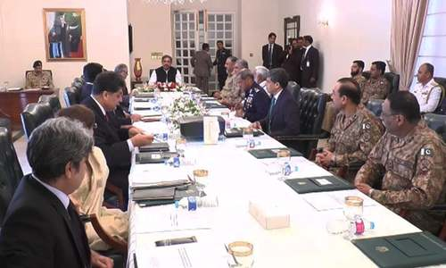 Civil, military officials for cooperation with Kabul to remove terror support networks in Afghanistan