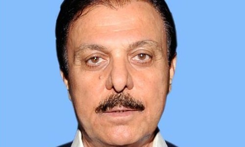 Sardar Yaqoob Nasar appointed interim chairman of PML-N: sources