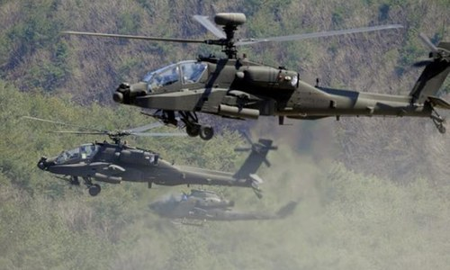 India approves $650m Boeing army chopper deal: sources