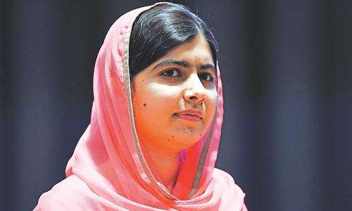 Malala excited after winning place at Oxford University