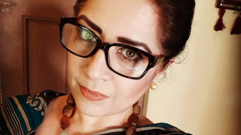 Is Atiqa Odho going back to school for her next telefilm?