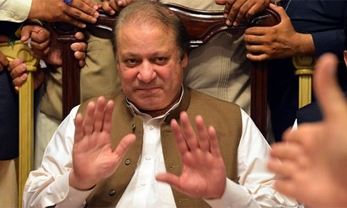 Sharif and sons fail to appear for NAB probe meeting