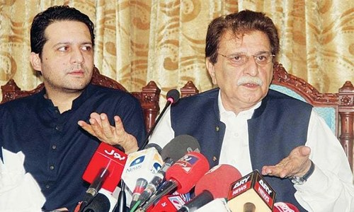 AJK prime minister summoned to explain 'anti-Pakistan' remarks