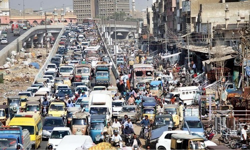 Karachi ranked among worst cities of the world to live in