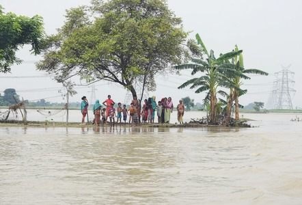 Aid workers struggle as South Asia floods affect over 16m