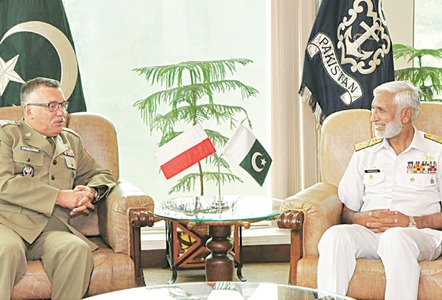 Naval chief for vigilance to counter maritime threats