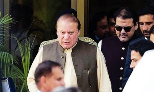 Nawaz Sharif, sons not to appear before NAB until SC ruling on plea