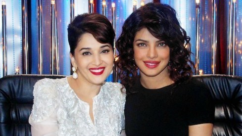 Madhuri thinks Priyanka is the perfect choice for her biographical series