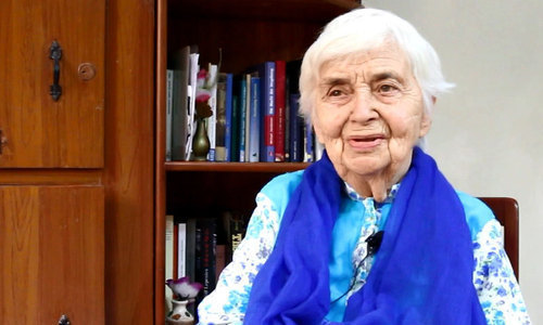 Remembering Dr Ruth Pfau, the angel of Manghopir