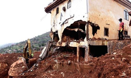 Death toll in Sierra Leone flood disaster reaches 441