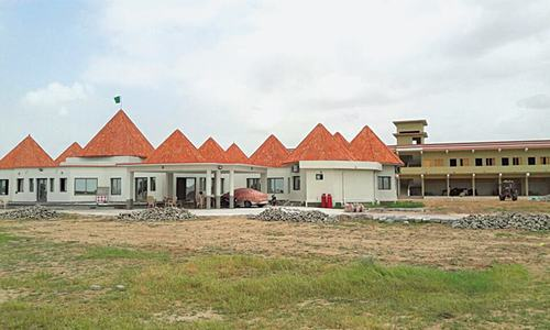 Tourist resort in Nagarparkar opens