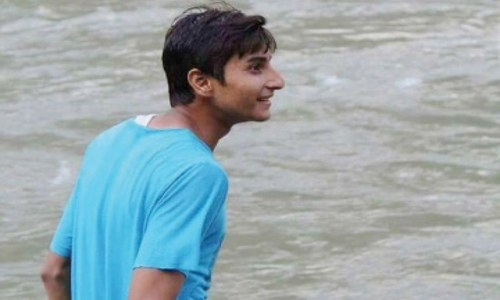 Teenager drowns in River Jhelum while trying to win bet
