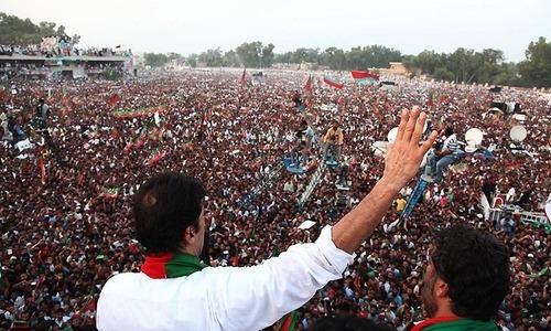 PTI plans public meetings in Sindh