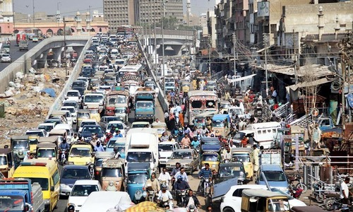 Karachi needs revenues of the size of a country, not of a municipality
