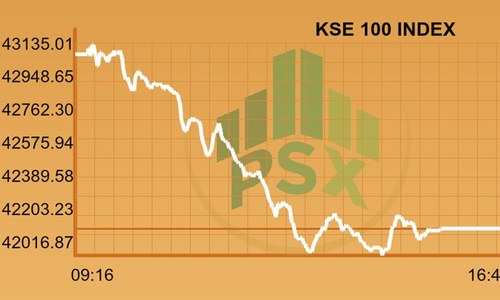 Bears pull benchmark index 925 points lower