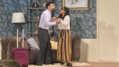 Dawar Lashari's musical 'Date Night' is a mindless comedy with heart