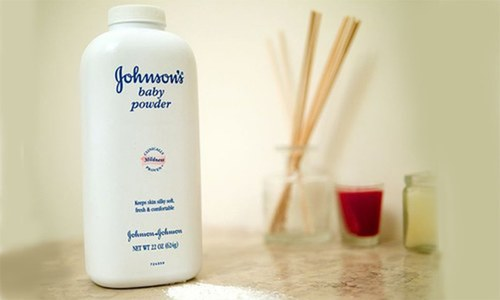 Johnson & Johnson to pay $417m over allegations that its talcum powder causes cancer