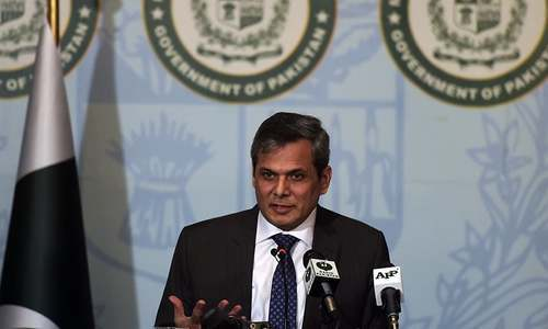 FO rejects Trump's allegations of terrorist 'safe havens' in Pakistan