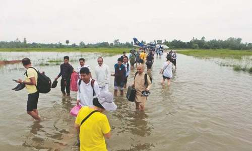 24 million affected by 'worst flooding' in South Asia