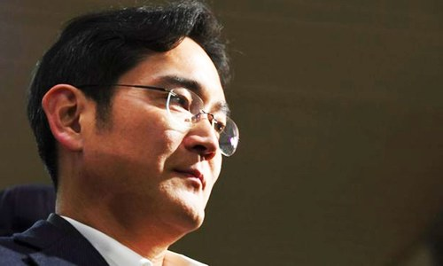 Verdict for Samsung heir weighs on telecom giant