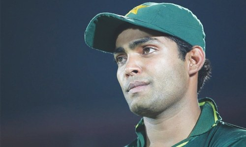 Umar Akmal submits reply to PCB's show-cause notice