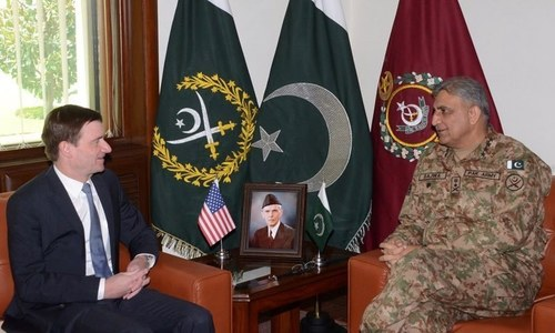 Pakistan wants the US's trust, not its financial assistance: COAS