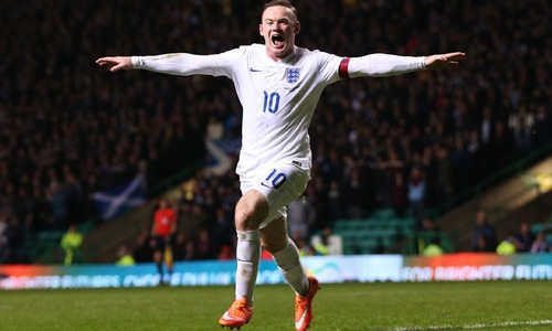 England legend Wayne Rooney retires from international football