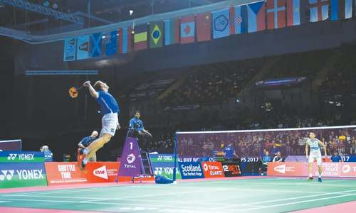 Frenchman shocks Malaysian legend Lee
