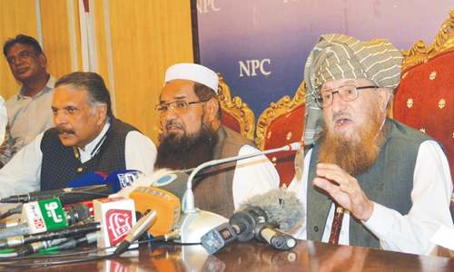 Army won't act against Haqqani network, says Samiul Haq