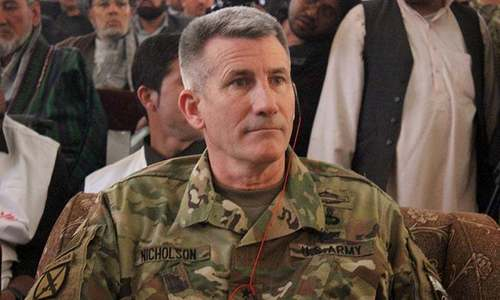 Top US general in Afghanistan claims Taliban cannot win war