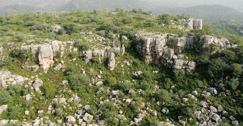 Historic fort crumbles from neglect