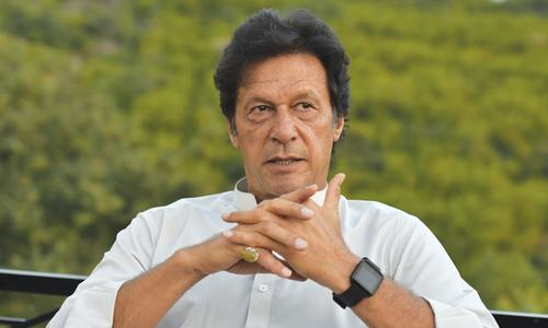 THE EOS INTERVIEW: IMRAN KHAN'S MOMENT?