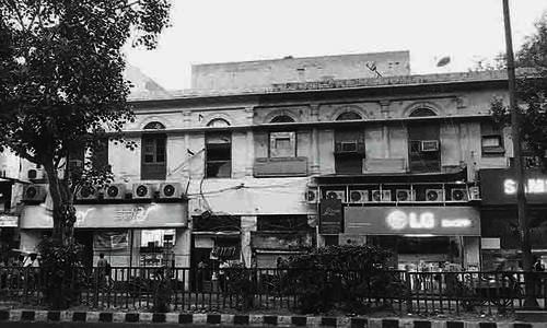 Dawn Delhi I: Genesis of a Newspaper